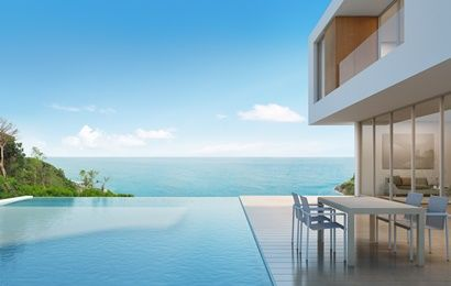 Vakantie met zwembad in Catez ob Savi
